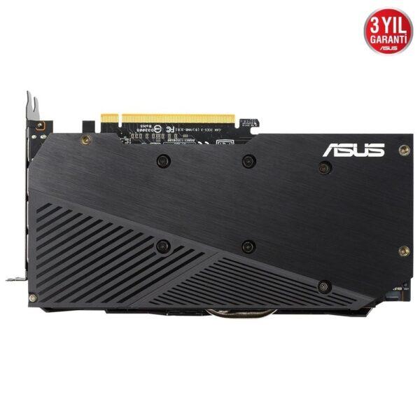ASUS RADEON DUAL-RX5500XT-O8G-EVO 8GB GDDR6 128bit 1865MHz OC 1xHDMI 3xDP RGB EKRAN KARTI - Ekran Kartı 4