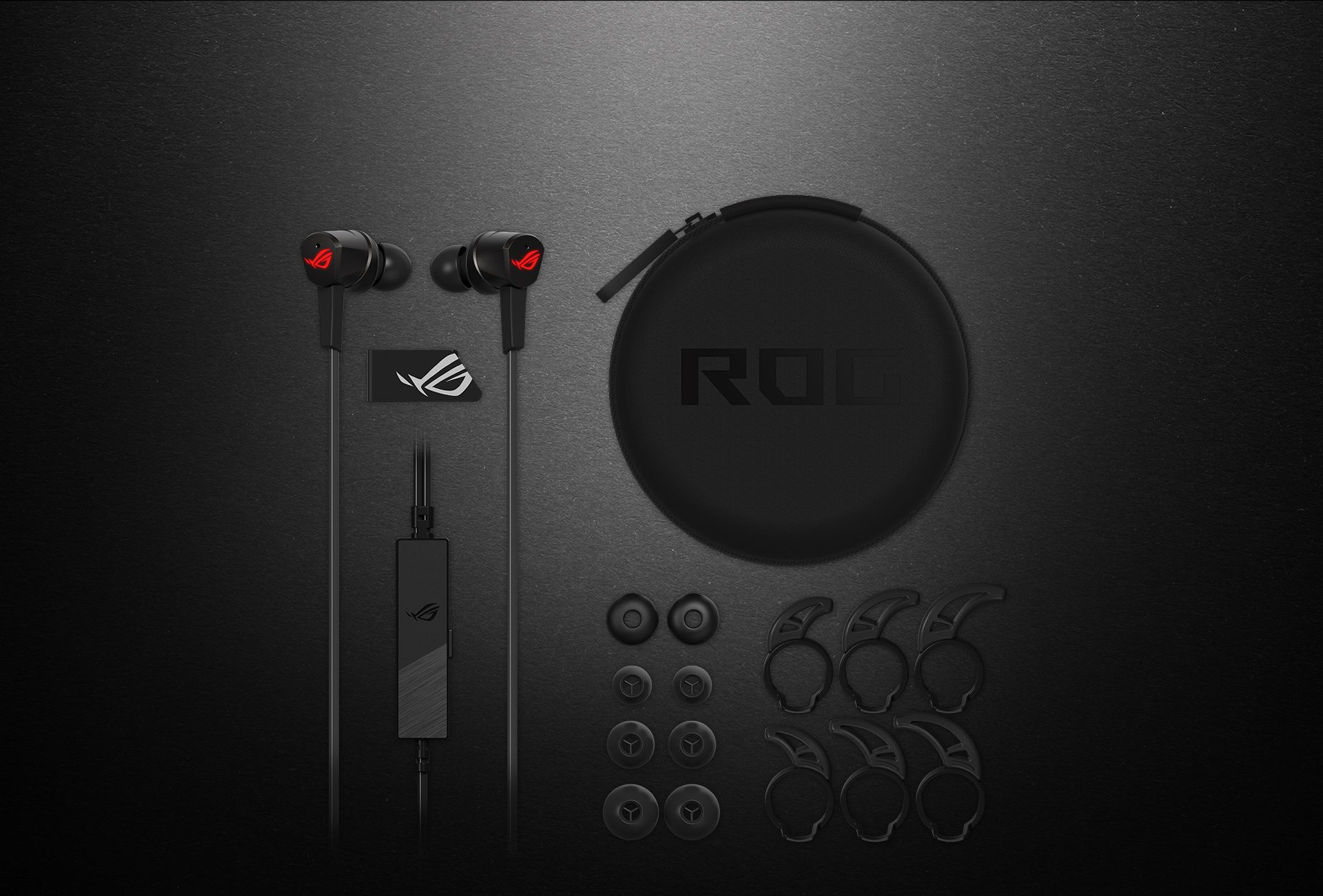 ASUS ROG Cetra Aktif Gürültü Engelleme Gaming Kulakiçi Kulaklık