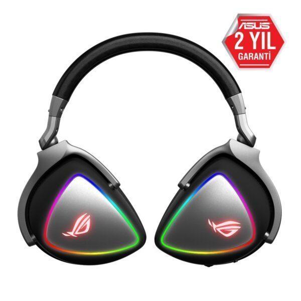 ASUS ROG Delta RGB 7.1 Hi-Res Oyuncu Kulaklığı Kulaklık en iyi fiyat 6