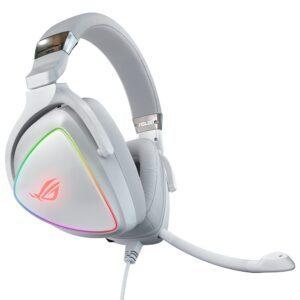 ASUS ROG Delta RGB 7.1 Hi-Res Beyaz Oyuncu Kulaklığı