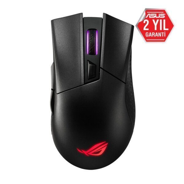ASUS Gladius II Wireless Aura Sync RGB Gaming Mouse - Mouse 3