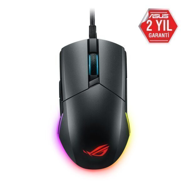 ASUS P503 ROG Pugio Aura Sync RGB Gaming Mouse - Mouse 2