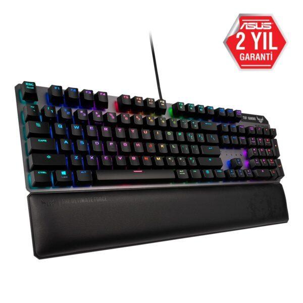ASUS TUF Gaming K7 Optik RGB Türkçe Mekanik Gaming Klavye Klavye en iyi fiyat 7