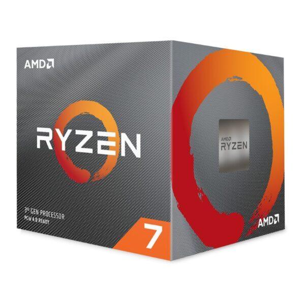 AMD Ryzen 7 3700X 3.6GHz 32MB Önbellek 8 Çekirdek AM4 7nm İşlemci