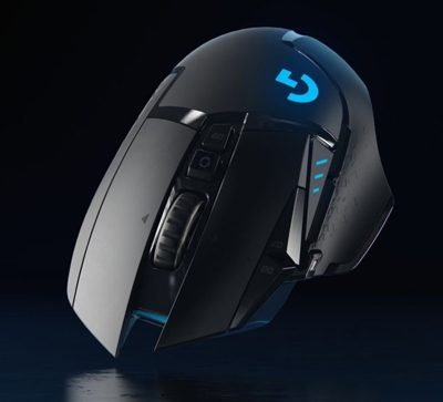 10 logitech g502 lightspeed hero kablosuz gaming mouse 3916 - Logitech G502 LIGHTSPEED HERO Kablosuz Gaming Mouse