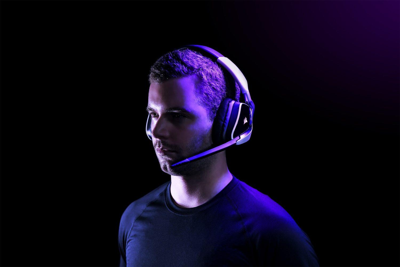 Corsair Void Elite RGB 7.1 Siyah Gaming Kulaklık