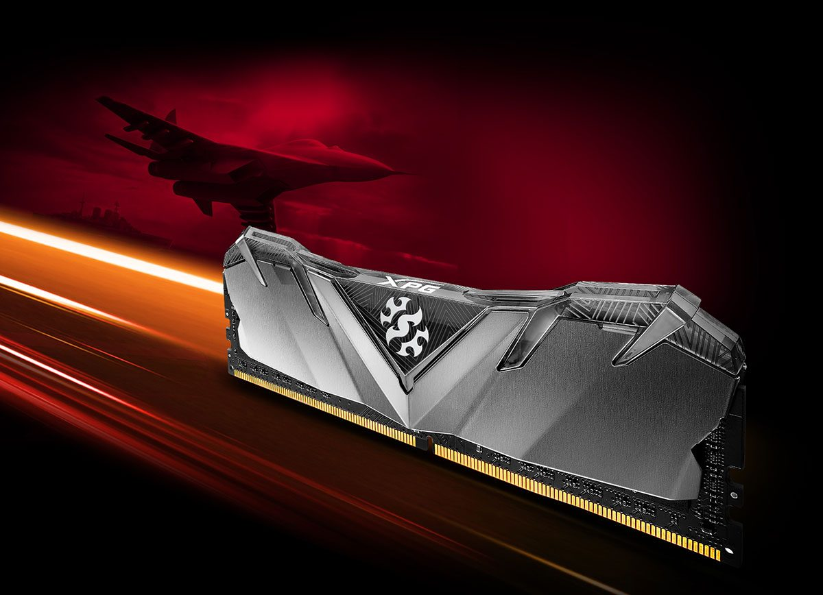 1 xpg 8gb gammix d30 kirmizi 3000mhz cl16 ddr4 single kit ram 4430 - XPG 16GB (2x8GB) Gammix D30 Kırmızı 3000MHz CL16 DDR4 Dual Kit Ram