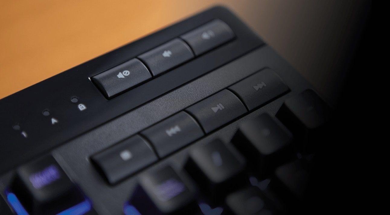 2 corsair gaming k55 rgb turkce gaming klavye 4566 - Corsair Gaming K55 RGB Türkçe Gaming Klavye