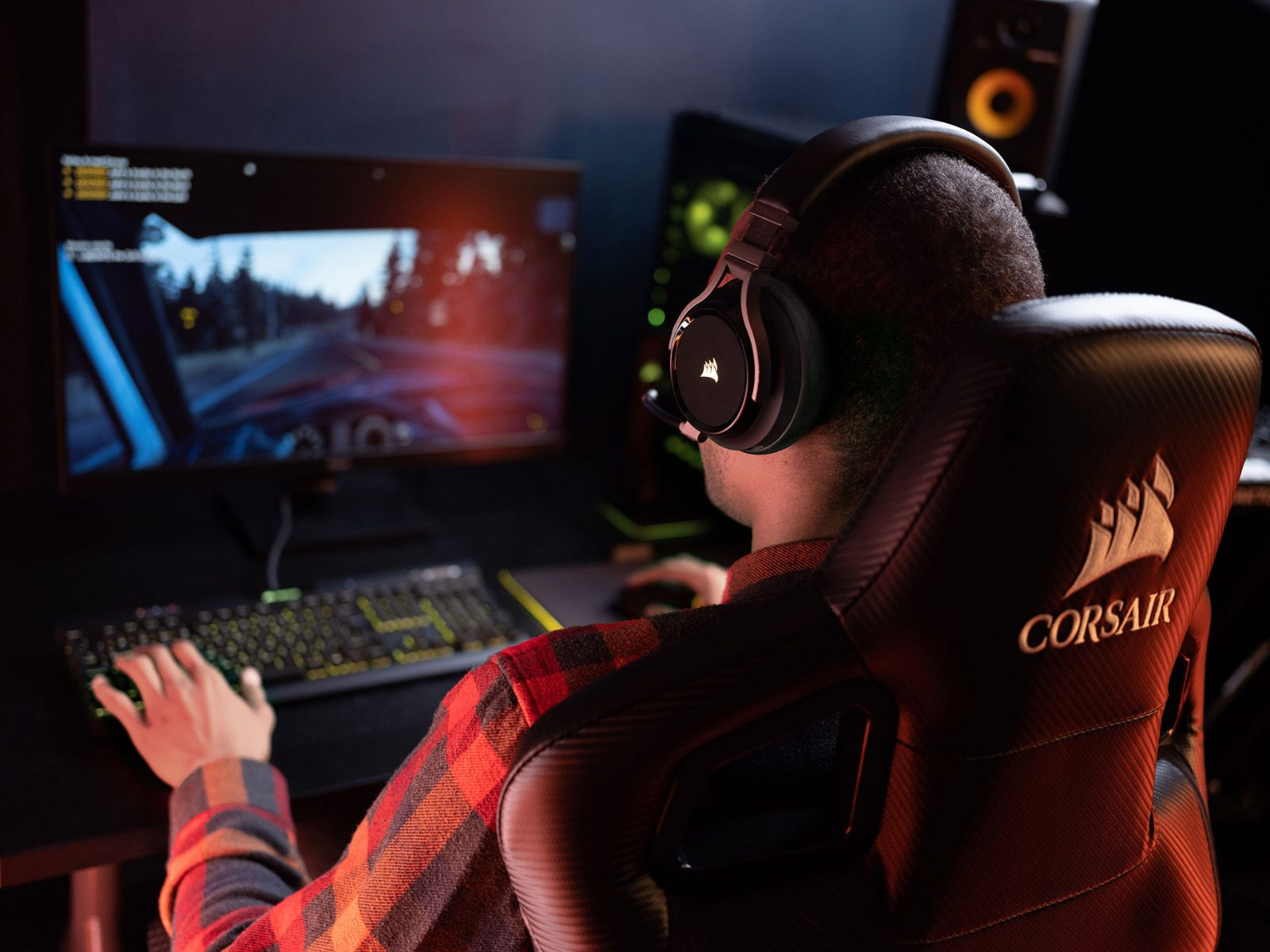 3 corsair virtuoso rgb siyah kablosuz gaming kulaklik 5285 - Corsair Virtuoso RGB Siyah Kablosuz Gaming Kulaklık