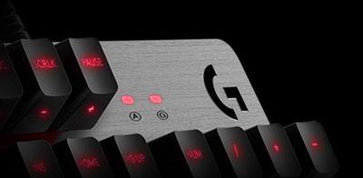 Logitech G G413 Mekanik Oyun Klavyesi Karbon - Türkçe