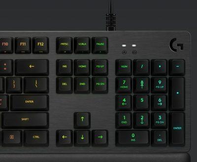 4 logitech g513 rgb gaming mekanik clicky switch turkce q klavye 6081 - Logitech G513 RGB Gaming Mekanik Clicky Switch Türkçe Q Klavye