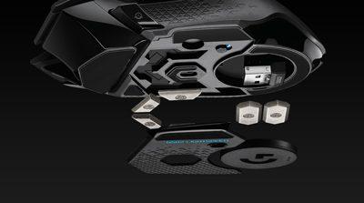5 logitech g502 lightspeed hero kablosuz gaming mouse 3916 - Logitech G502 LIGHTSPEED HERO Kablosuz Gaming Mouse