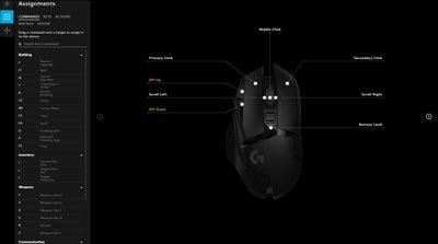 7 logitech g502 lightspeed hero kablosuz gaming mouse 3916 - Logitech G502 LIGHTSPEED HERO Kablosuz Gaming Mouse