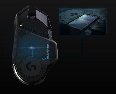8 logitech g502 lightspeed hero kablosuz gaming mouse 3916 - Logitech G502 LIGHTSPEED HERO Kablosuz Gaming Mouse