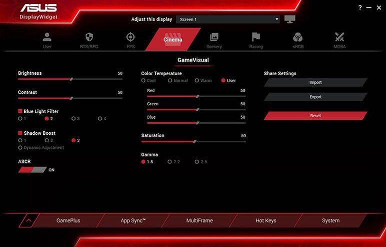 "9 asus rog strix 27 xg27uq 144hz 1ms 2xhdmi 2xdp dsc hdr ips gaming monitor 5144 - ASUS ROG STRIX 27"" XG27UQ 144Hz 1ms 2xHDMI 2xDP DSC HDR IPS Gaming Monitör"