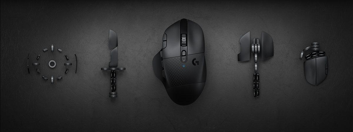 Logitech G604 Lightspeed Kablosuz Gaming Mouse