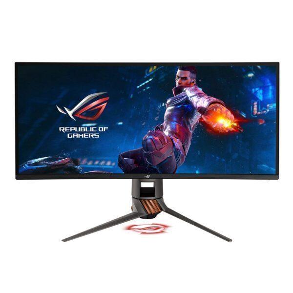 "ASUS ROG SWIFT 34"" PG349Q 120Hz 4ms HDMI DP QHD G-sync Curved Gaming Monitör"
