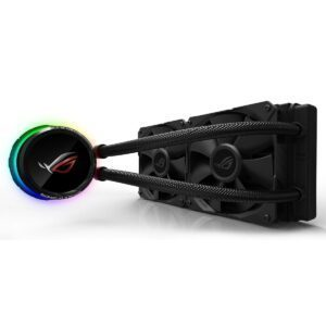 ASUS ROG RYUO 240 RGB 240mm İşlemci Sıvı Soğutucu - Sıvı Soğutma