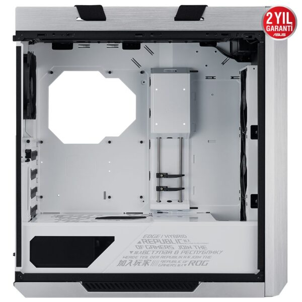 ASUS ROG Strix Helios White Edition Tempered Glass RGB USB 3.1 Mid Tower Kasa - Kasa 4