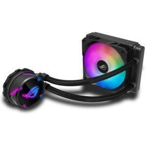ASUS ROG STRIX LC 120 RGB 120mm İşlemci Sıvı Soğutucu Sıvı Soğutma en iyi fiyat