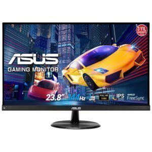 "Asus VP249QGR 23.8"" 144Hz 1ms (Analog+Display+HDMI) FreeSync Full HD IPS Monitör"