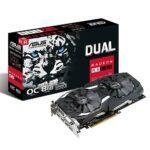 ASUS DUAL Radeon RX580 OC 8GB GDDR5 256 Bit Ekran Kartı