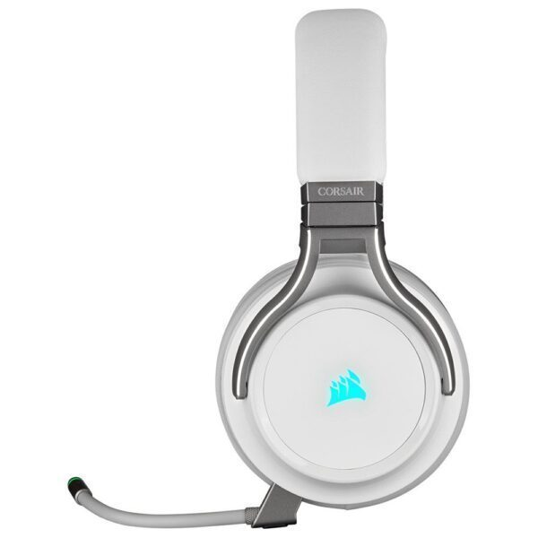 Corsair Virtuoso RGB Kablosuz Kulaklık – Beyaz Kulaklık en iyi fiyat 2