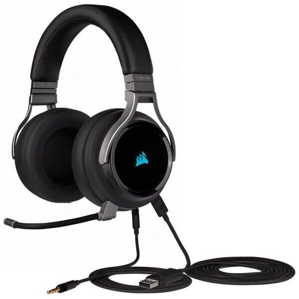 corsair virtuoso rgb siyah kablosuz gaming kulaklik 23 - Corsair Virtuoso RGB Siyah Kablosuz Gaming Kulaklık