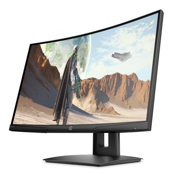 "hp x24c 23 6 144hz 4ms hdmi dp full hd curved freesync oyuncu monitor 9fm22aa 3 - HP X24c 23.6"" 144Hz 4ms (HDMI+DP) Full HD Curved FreeSYNC Oyuncu Monitör (9FM22AA)"
