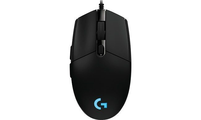 Logitech G102 LightSync Black Gaming Mouse
