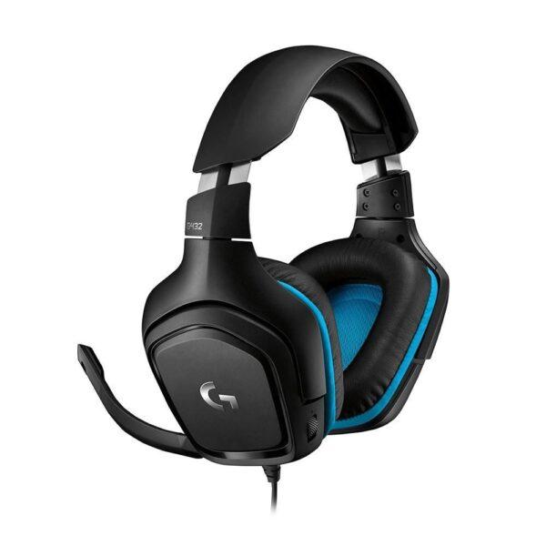 Logitech G432 7.1 Surround Siyah Gaming Kulaklık Kulaklık en iyi fiyat 2