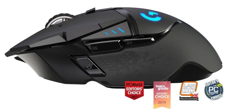 logitech g502 lightspeed hero kablosuz gaming mouse 3916 - Logitech G502 LIGHTSPEED HERO Kablosuz Gaming Mouse