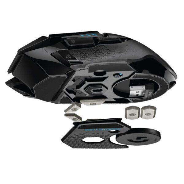 logitech g502 lightspeed kablosuz gaming mouse 7 - Logitech G502 LIGHTSPEED HERO Kablosuz Gaming Mouse