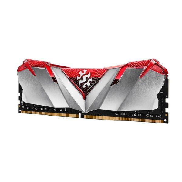 xpg 8gb gammix d30 kirmizi 3000mhz cl16 ddr4 single kit ram - XPG 8GB Gammix D30 Kırmızı 3000MHz CL16 DDR4 Single Kit Ram