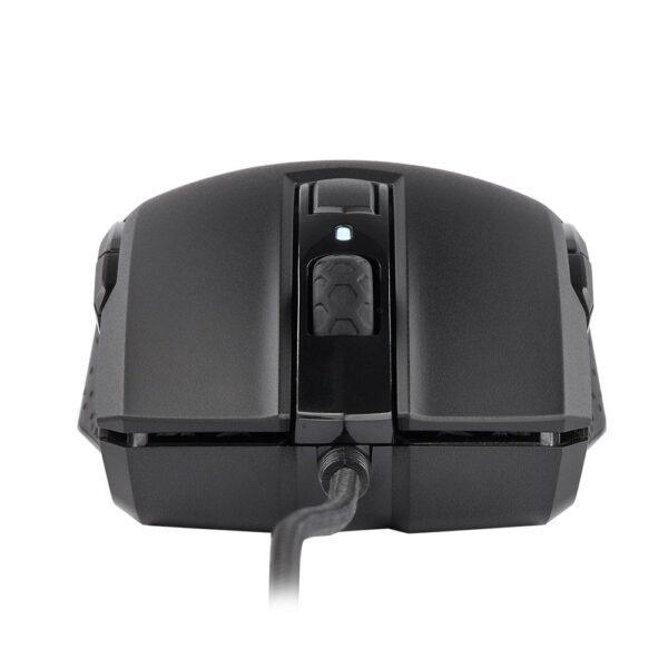 corsair m55 rgb pro siyah gaming mouse 1 - Corsair M55 RGB Pro Siyah Gaming Mouse