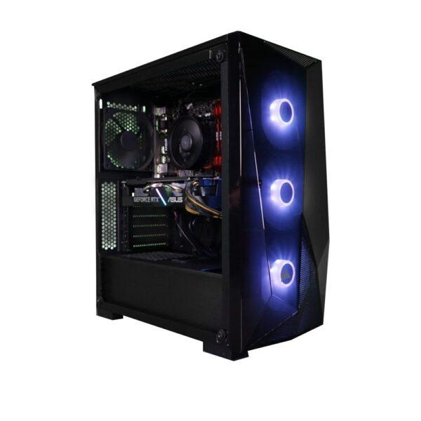 ULTIMA-3600 / AMD Ryzen 5 3600 / ASUS DUAL RTX 2060 OC 6GB / 16GB RAM / 500GB NVMe M.2 SSD Gaming Bilgisayar - ASUS Hazır Sistemler