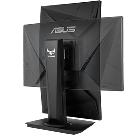 "20 asus tuf gaming vg24vq 23 6 144hz 1ms 2xhdmi dp freesync curved gaming monitor 13557 - ASUS TUF GAMING VG24VQ 23.6"" 144Hz 1ms Display Port HDMI Freesync Curved Gaming Monitör"