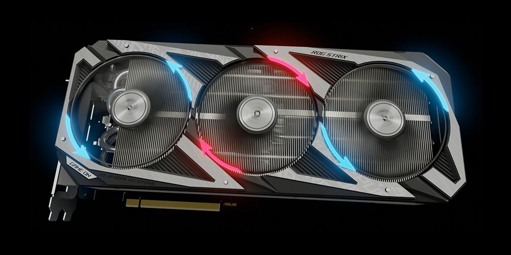 3 10440 - ASUS ROG Strix GeForce RTX 3090 24GB GDDR6X 384 Bit Ekran Kartı