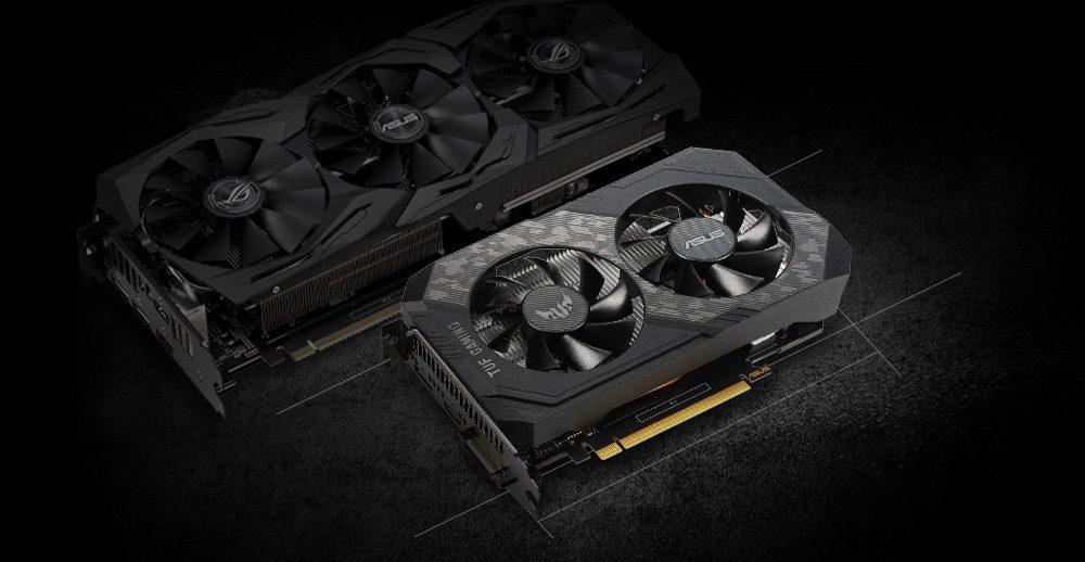 ASUS TUF GeForce GTX 1650 OC 4GB GDDR6 128 Bit Ekran Kartı
