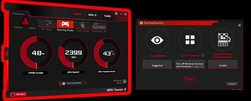 ASUS RADEON DUAL-RX5500XT-O8G-EVO 8GB GDDR6 128bit 1865MHz OC 1xHDMI 3xDP RGB EKRAN KARTI