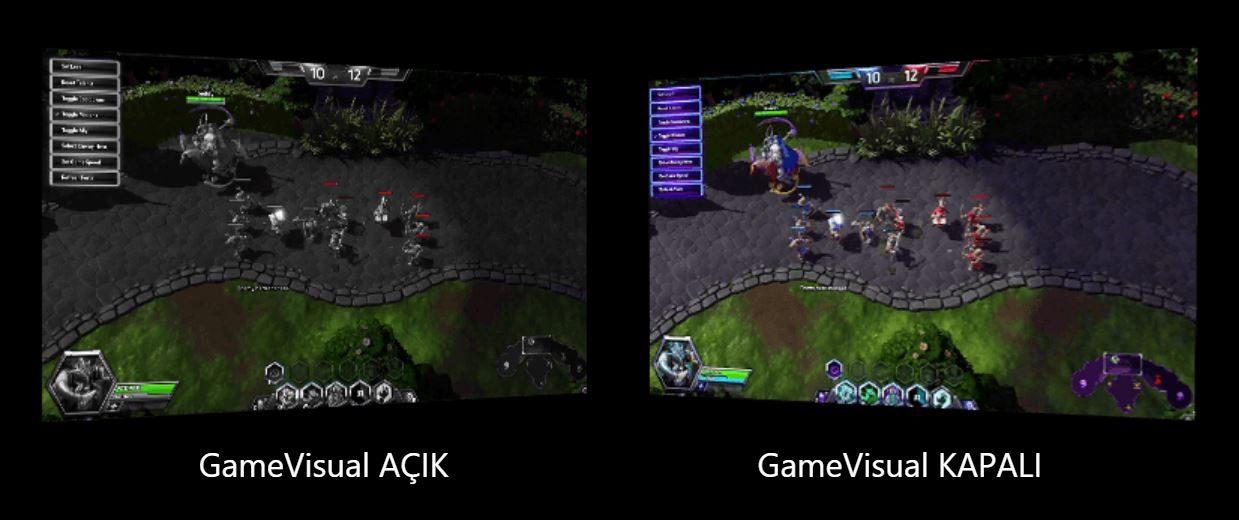 "7 asus vg278qr 27 165hz 0 5ms dvi d hdmi dp freesync ve g sync uyumlu gaming monitor 13708 - ASUS VG278QR 27"" 165Hz 0.5ms DVI-D HDMI DP Freesync ve G-sync Uyumlu Gaming Monitör"