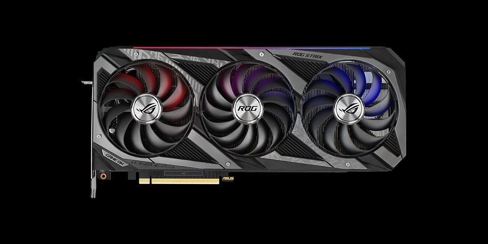 ASUS GeForce ROG STRIX RTX 3080 GAMING OC 10GB GDDR6X 320Bit DX12 Ekran Kartı