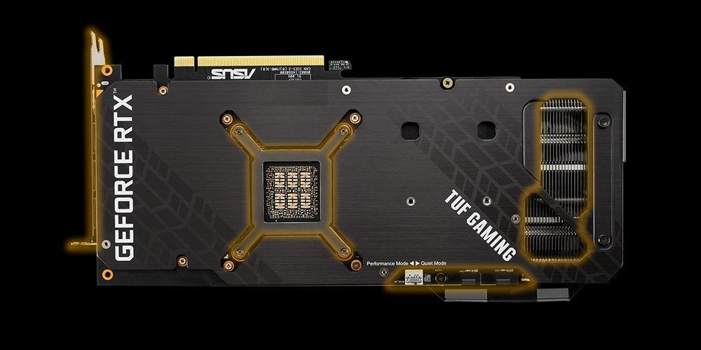 8 asus tuf geforce rtx 3080 oc 10gb gddr6x 320 bit ekran karti 10118 - ASUS TUF GeForce RTX 3080 OC 10GB GDDR6X 320 Bit Ekran Kartı