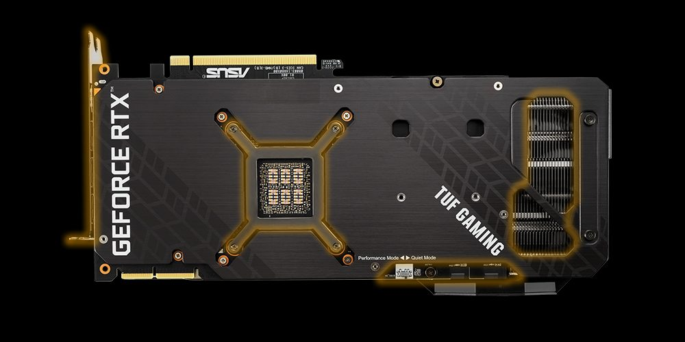 8 asus tuf geforce rtx 3090 24gb oc gddr6x 384 bit ekran karti 10273 - ASUS TUF GeForce RTX 3090 24GB OC GDDR6X 384 Bit Ekran Kartı
