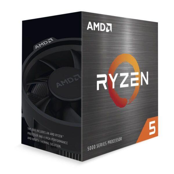 amd ryzen 5 5600x 5000 serisi islemci 2 - AMD Ryzen 5 5600X 4.6GHz 35MB Önbellek 6 Çekirdek AM4 7nm İşlemci