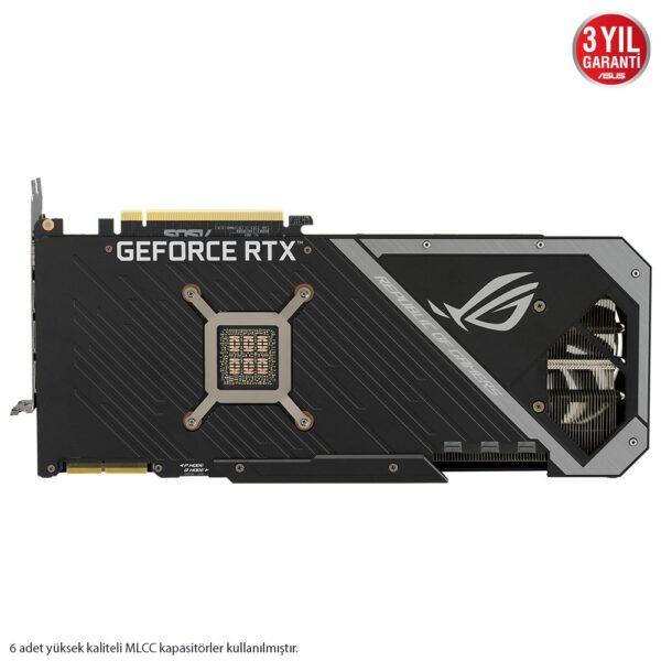 ASUS ROG Strix GeForce RTX 3090 24GB OC GDDR6X 384 Bit Ekran Kartı Ekran Kartı en iyi fiyat 3