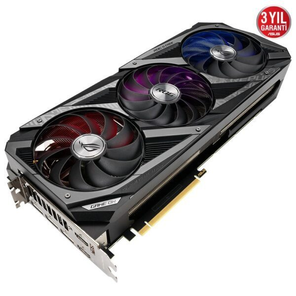ASUS ROG Strix GeForce RTX 3090 24GB OC GDDR6X 384 Bit Ekran Kartı Ekran Kartı en iyi fiyat 6