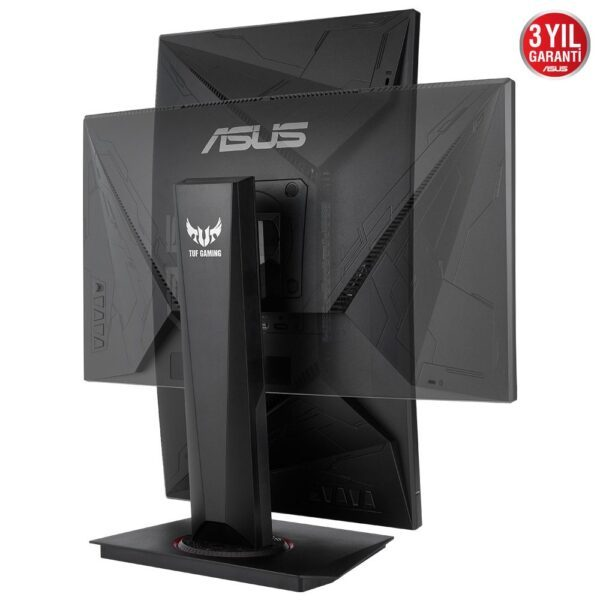 "asus tuf gaming vg24vq 23 6 144hz 1ms 2xhdmi dp freesync curved gaming monitor 5 - ASUS TUF GAMING VG24VQ 23.6"" 144Hz 1ms Display Port HDMI Freesync Curved Gaming Monitör"