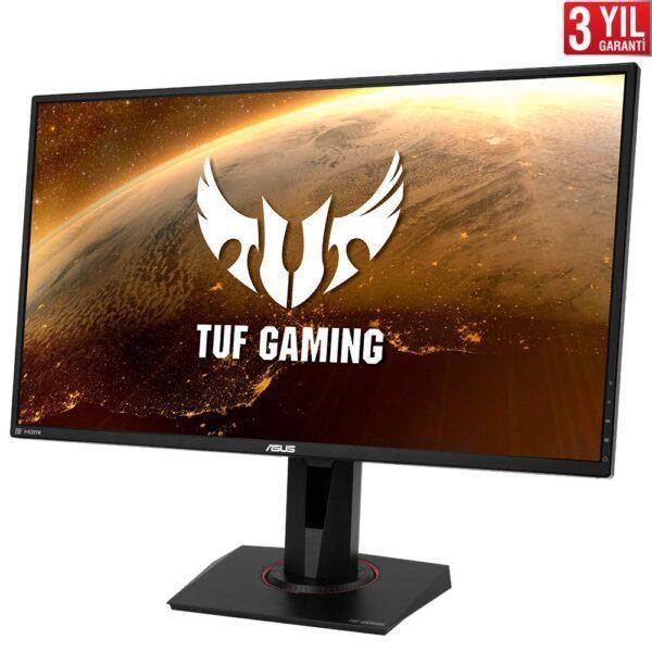 ASUS TUF GAMING VG27AQ 27″ 2560×1440 WQHD 165Hz 1ms HDMI DP HDR IPS G-Sync Uyumlu Gaming Monitör - Monitör 2