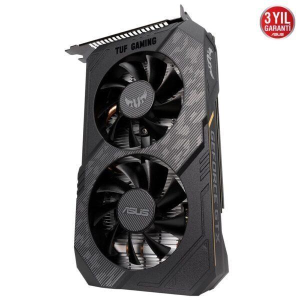 asus tuf geforce gtx 1650 oc 4gb gddr6 128 bit ekran karti 8 - ASUS TUF GeForce GTX 1650 OC 4GB GDDR6 128 Bit Ekran Kartı